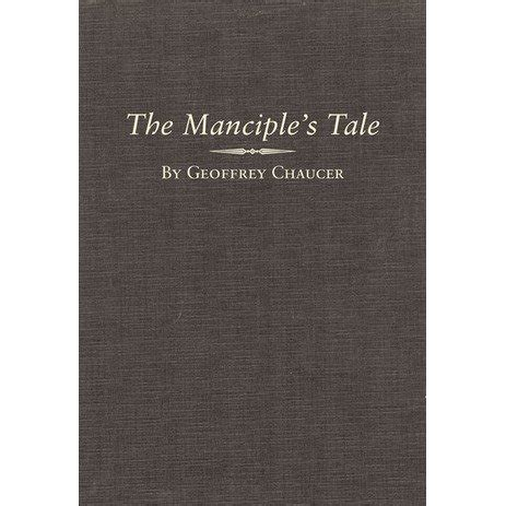 Manciple Essay by The Manciple S Tale By Geoffrey Chaucer Reviews Discussion Bookclubs Lists