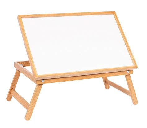 bed trays with legs adjustable wood bed tray lap desk serving table folding