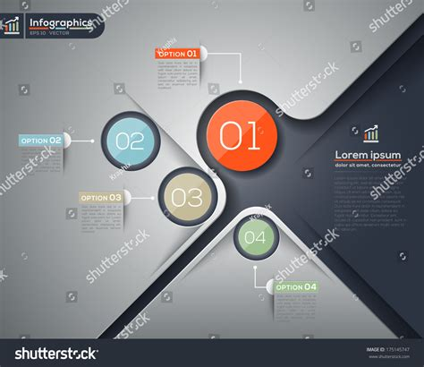 how to layout graphic design modern infographics vector graphic design layout stock