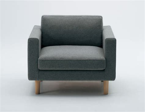 one seat couch naoto fukasawa maruni collection 09