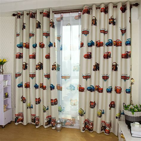 cars curtain blackout curtains nursery homesfeed