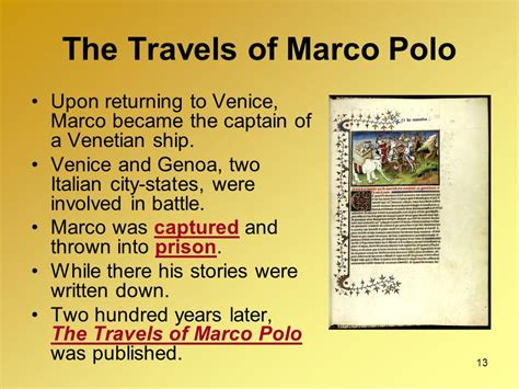 the travels of marco polo the venetian the translation of marsden revised with a selection of his notes classic reprint books the renaissance the travels of marco polo ppt