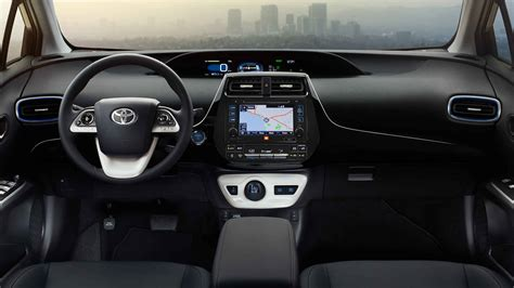 Interior Of Prius by 2017 Toyota Prius Overview The News Wheel