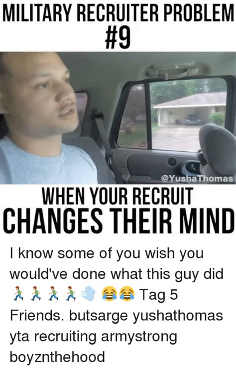 Army Recruiter Meme - 25 best memes about military recruiter military
