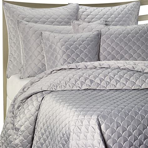 barbara barry coverlet barbara barry 174 crescent moon quilt in lagoon