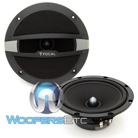 Speaker Coaxial r 165s2 focal auditor 6 5 quot 120w rms 2 way component speaker system r 165c focal auditor 6 5