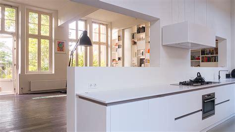 woonkamer keuken van klaslokaal naar woning