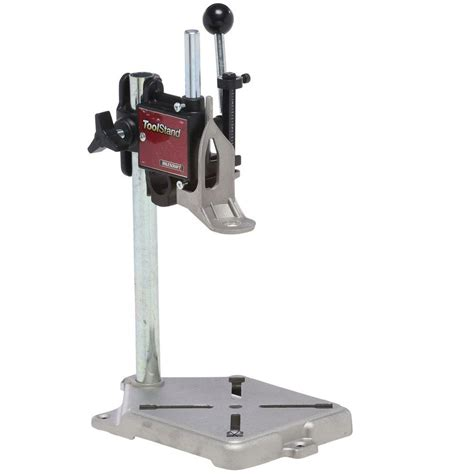milescraft rotary tool drill press stand model 1097 shop