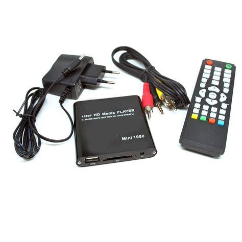 Mini Hd 1080p Hdmi Multimedia Hdd Player With Tf Card mini hd 1080p hdmi multimedia hdd player with tf card black jakartanotebook