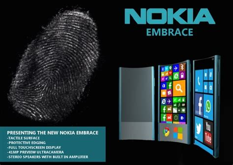 nokia phone with 41mp nokia embrace curved phone with 41mp specs