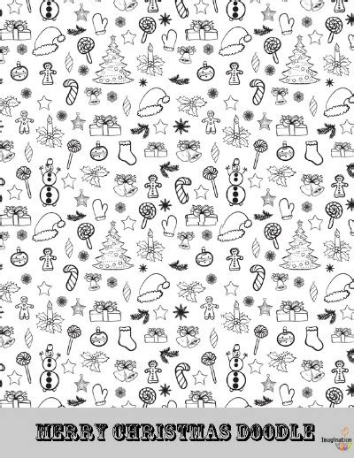 free doodle printable printable doodle coloring page imagination soup