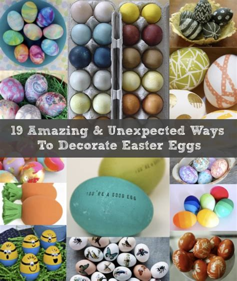amazing easter eggs 19 amazing ways to decorate easter eggs homestead survival
