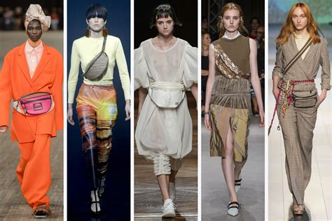 The Top 9 Runway Trends From the Spring 2018 Shows