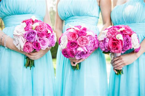 blue pink and white wedding blue wedding ideas edmonton wedding