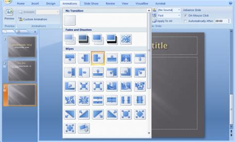 Howtosoftware Blog Animated Powerpoint Templates Free 2007