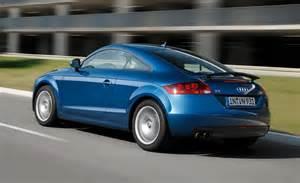 audi tt coupe navy blue car pictures images