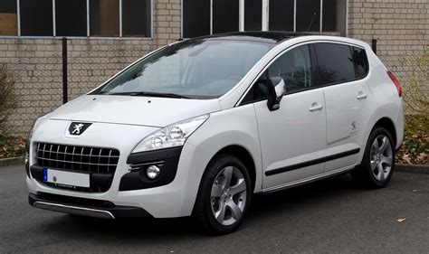 used peugeot 3007 peugeot 3008 crossover image 22