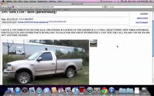 Parkersburg Used Cars And Trucks By Owner Craigslist Parkersburg Ohio Used Vehicle Cars Trucks
