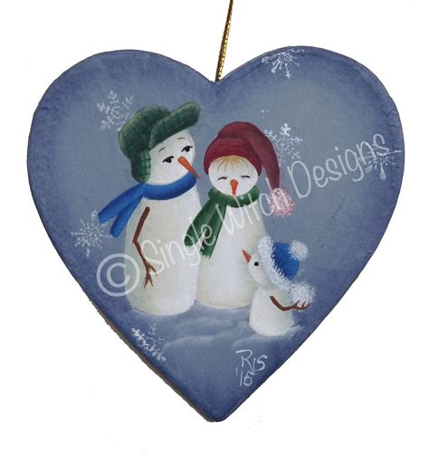 what snowball christmas ornament decorative painting