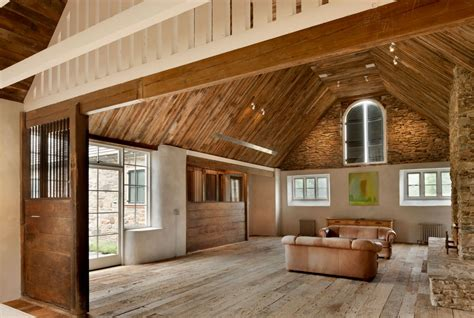 Yoga Studio Floor Plan rural renovation 18th century private estate gets a