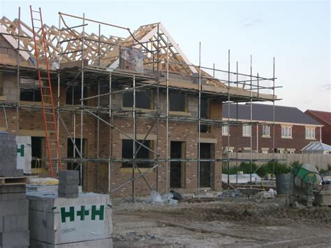 house building websites construction slows after bumper year home improvement
