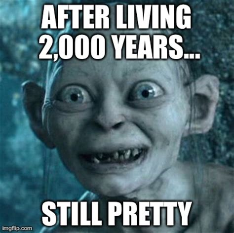 Turkish Meme Movie - gollum compared to turkish president meme foto bugil