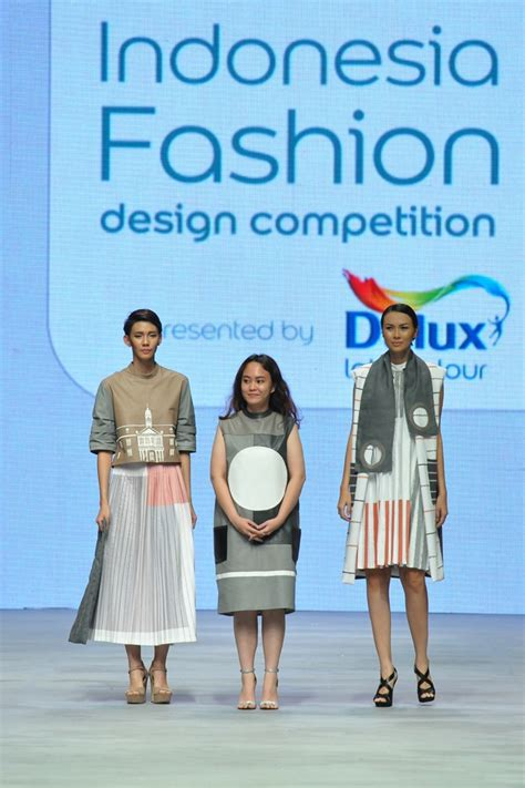 international fashion illustration competition 2015 inspired by museum s structure avridya earned second place at indonesia fashion design