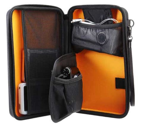 amazon travel accessories amazonbasics universal travel case for small electronics