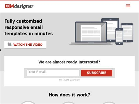 Edmdesigner Create Responsive Email Templates Instantly Responsive Email Template Html Code