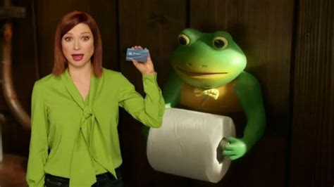 us bank commercial actress chase freedom unlimited tv spot the haunting frog ad