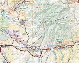 detailed colorado map colorado road maps detailed travel tourist driving