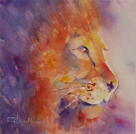 acrylic painting king king gallery elisabeth carolan artist in