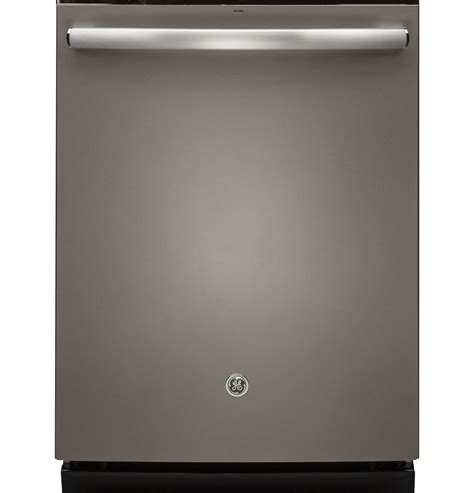 Appliance Colors ge 24 quot slate built in dishwasher gdt655smjes