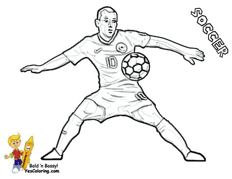 striking australia soccer sports coloring fifa free