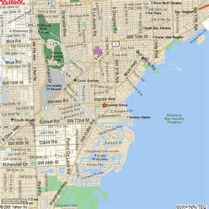 coconut grove fl neighborhood maps
