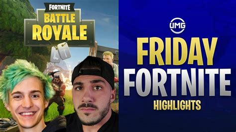 fortnite friday plays from 10 000 friday fortnite tournament
