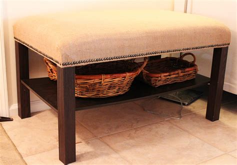 ikea bench hack news ikea lack coffee table hack on farmhouse style bench