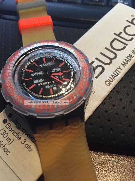 Swatch Scuba Olimpiade Not Casio swatch scuba quot quot sdm102 ovp rar ovp in swatch