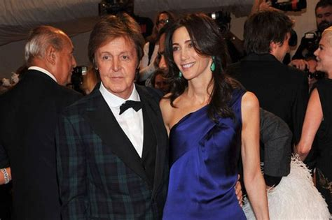 Married American Nancy Shevell Dating Mccartney Does Not Wear A Ring And Is Legally Separated From Husband by Sir Paul Mccartney Proposes To Nancy Shevell