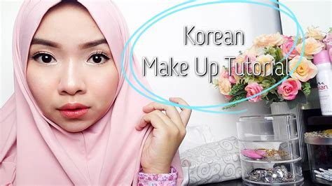 tutorial make up ala girlband korea korean make up tutorial make up ala korea make up
