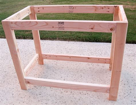 kreg workbench plans   woodworking