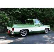 74 Chevy C10 Square Body Short Bed Pickup Truck Original