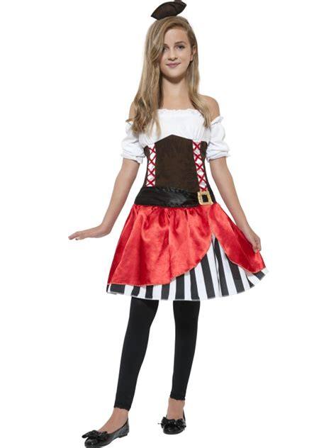 small teen teen miss pirate costume extra small pirates plymouth