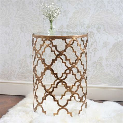 side table for bedroom quatrefoil side table modern bedroom sussex by the