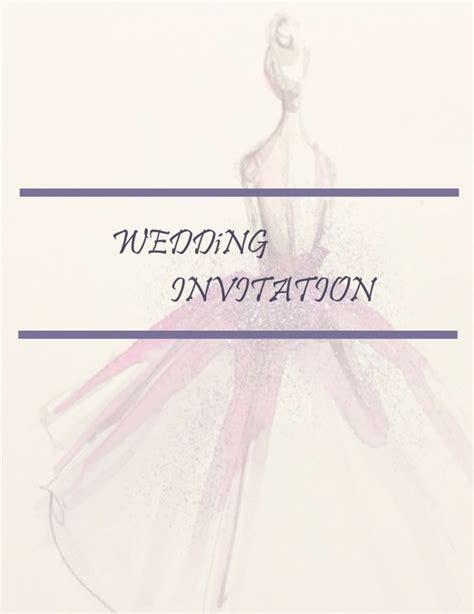Coreldraw Wedding Invitation Tutorial