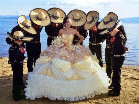 Mariachi Quinceñera Dress   Quince   Pinterest   Wedding