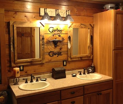 western bathroom ideas 100 best country western decor images on pinterest home