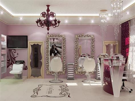 home hair salon decorating ideas interior designs for beauty salons interior design