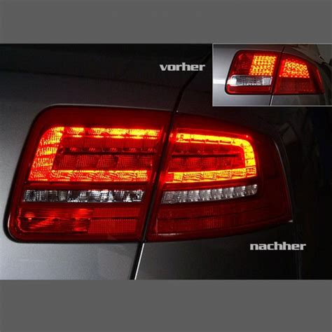 Audi A8 R Ckleuchten by Hofele Design Led R 252 Ckleuchten F 252 R A8 D3 4e Tuning Und
