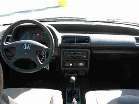 1990 honda civic dx mpg sell used 1990 honda civic dx sedan 4 door with d15b vtec